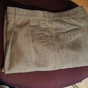 Towncraft pleated dress pants